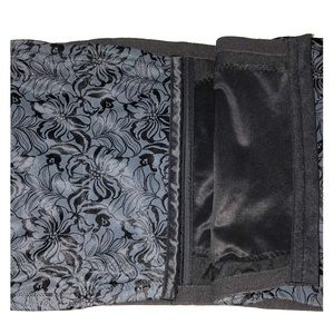 Maidenform waist corset in paisley satin